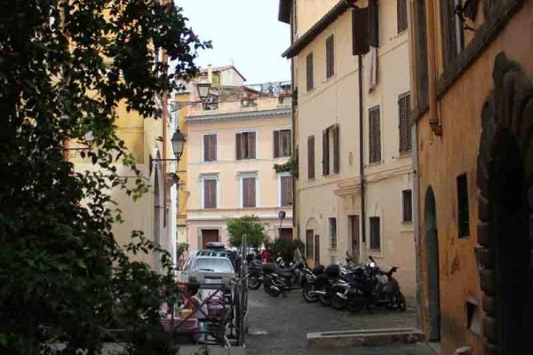 CR754BB2 - B&B Ventisei Scalini a Trastevere - MUSICISTA room - Image 1 - Rome - rentals