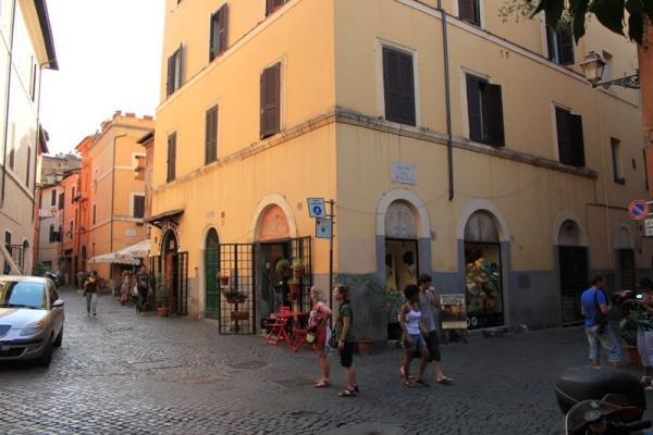 CR754BB3 - B&B Ventisei Scalini a Trastevere SCULTORE room - Image 1 - Rome - rentals