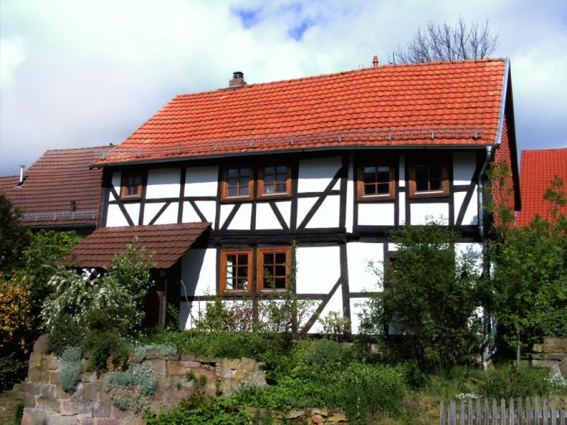 Vacation Apartment in Witzenhausen - 603 sqft, romantic, friendly, comfortable (# 3081) #3081 - Vacation Apartment in Witzenhausen - 603 sqft, romantic, friendly, comfortable (# 3081) - Witzenhausen - rentals