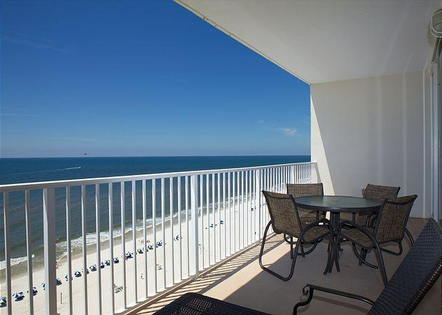 Deck View - Lighthouse 1207 - See Open Dates in May, June and July - - Gulf Shores - rentals