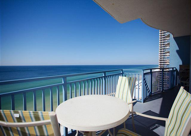 View from Balcony - Sterling Breeze - Lots of Fall/Winter Openings - 50+% Off - Panama City - rentals