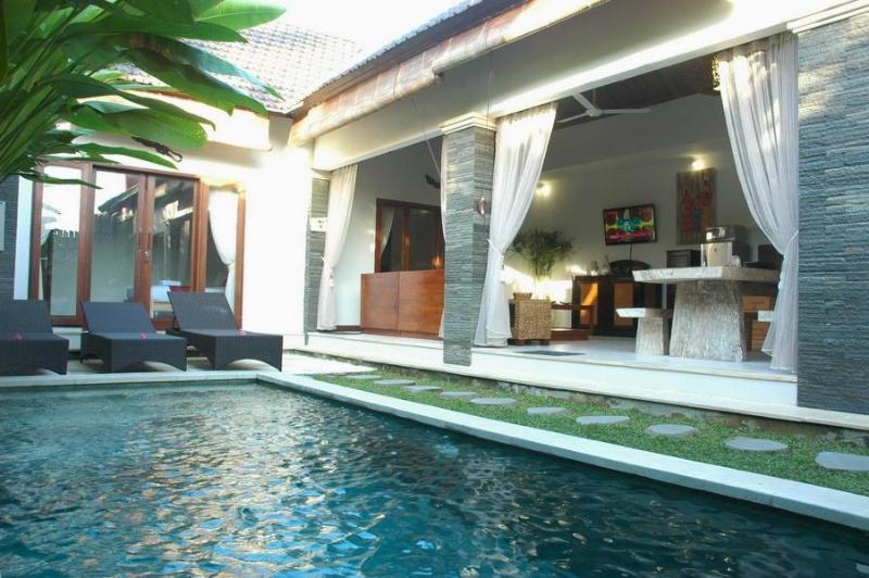 LEGIAN - 3 Bedroom Villa (o) Sleeps 8 - cri - Image 1 - Seminyak - rentals