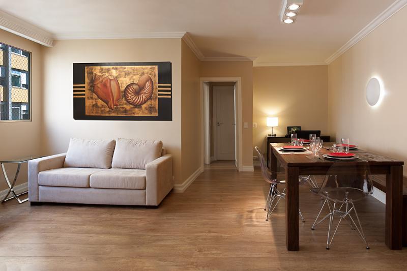 Charming 2 Bedroom Apartment In Jardins - Image 1 - Sao Paulo - rentals