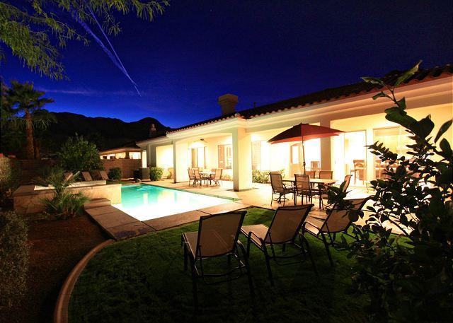 'Hidden Mountain' Views, Pool, Spa, Foosball - Image 1 - La Quinta - rentals