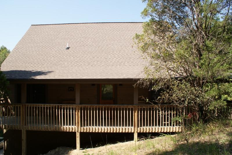 Front view of cabin - Stairway to Heaven at Douglas Lake, Sevierville,TN - Sevierville - rentals