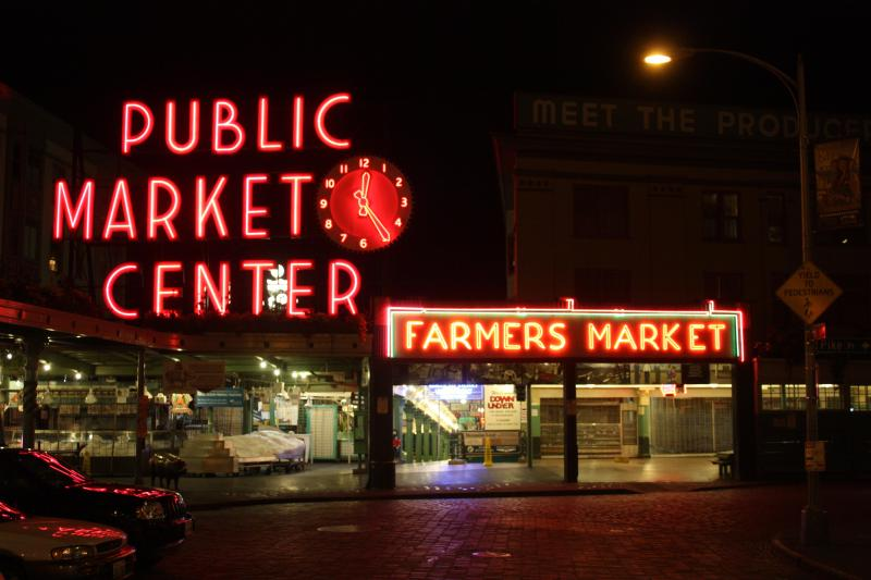 Pike Place Market is just steps away! - PIKE PLACE MARKET, Secure Parking, View, Top Floor - Seattle - rentals