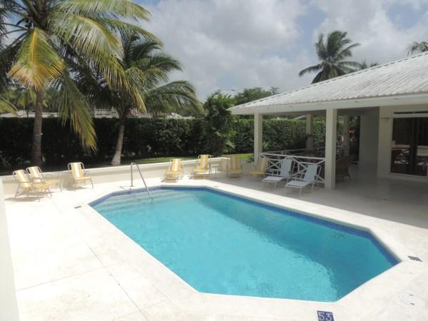 New Pool and deck - Alamanda, 3 bedroom villa with private pool - Holetown - rentals