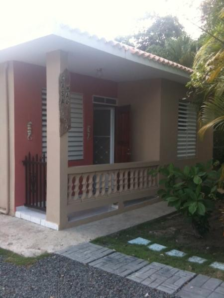 Casa Mar, cozy, beautiful, walk to the beach house - Image 1 - Rincon - rentals