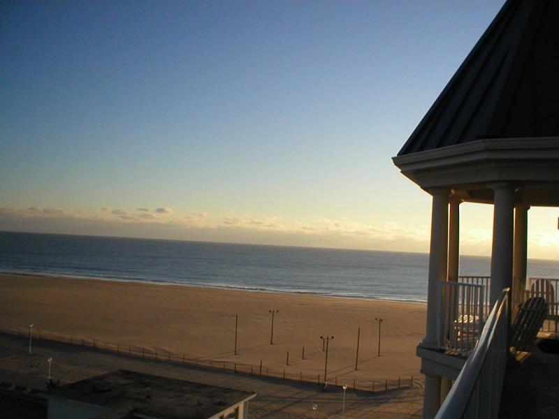 View from Balcony! - Belmont Towers Premier Boardwalk/Oceanfront! Book now for 2015! - Ocean City - rentals