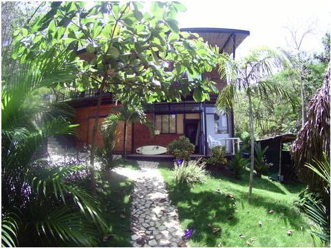 Cozy studio, TROPICAL PARADISE steps from Ocean - Image 1 - Playa Hermosa - rentals