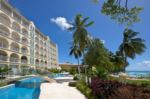 Sapphire Beach 209 at Dover Beach, Barbados - Image 1 - Christ Church - rentals