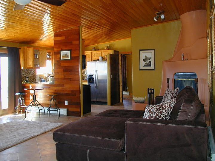Spectacular House - Beautiful Sunset! - Image 1 - Taos - rentals