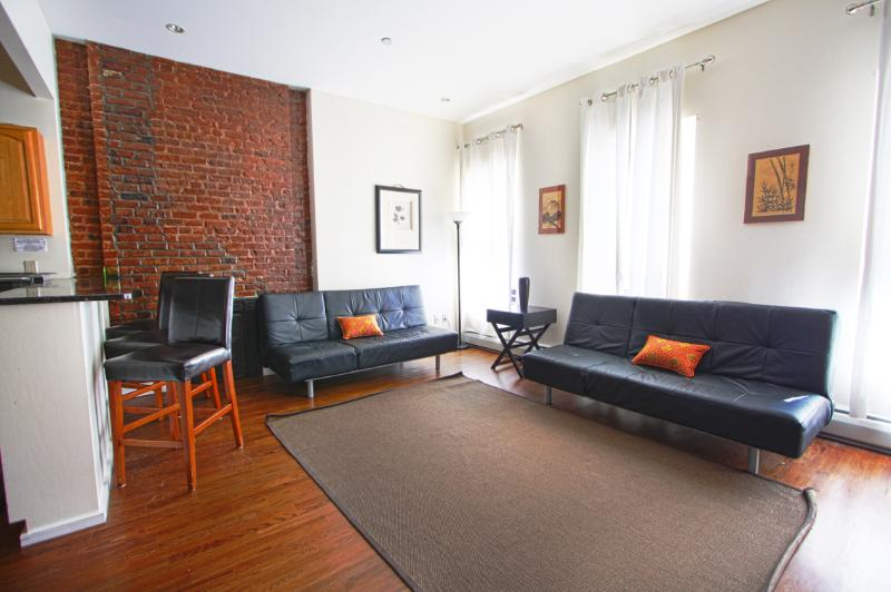 Gorgeous 2 Bedroom Flat in NYC - PLUSH AND SPACIOUS 2 BEDROOM FLAT IN MANHATTAN - New York City - rentals