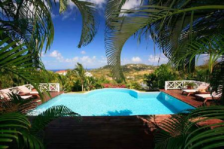Villa Kessi - Spacious villa beautiful landscape & architecture, pool & beaches nearby - Image 1 - Cap Estate - rentals
