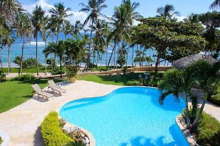 Beachfront Private Villa in exclusive Orchid Bay Estates - Casa Bella - Image 1 - Cabrera - rentals