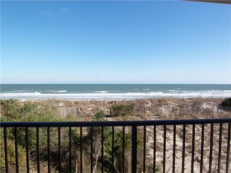 Shipyard A15 - Oceanfront - Image 1 - Pawleys Island - rentals