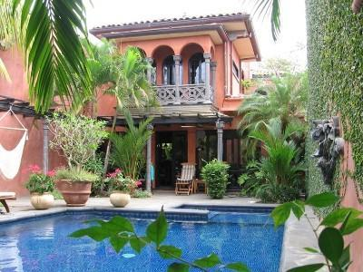 Enchanted Villa features stunning details, luxury furnishings and the largest pool in the development - Villa Encantada - a premier luxury rental - Tamarindo - rentals