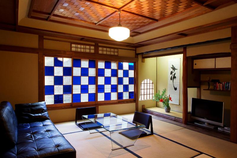 Livingroom - The Gion House (Upper Level) Prime Gion Location - Kyoto - rentals