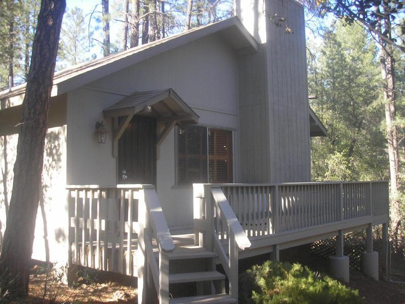 No Worries...The Cool Pine/Strawberry Getaway - Image 1 - Pine - rentals