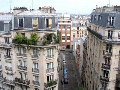 CR142cPAR - 18 ème - Montmartre, Rue Francoeur - Image 1 - Paris - rentals
