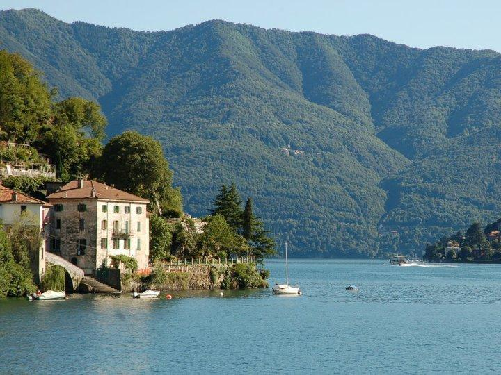Casa Martinoli directly on Lake Como - Spacious apartment located directly on Lake Como - Nesso - rentals