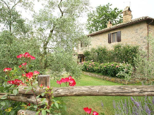 Relax and history in our charming villa in Umbria - Image 1 - Orvieto - rentals