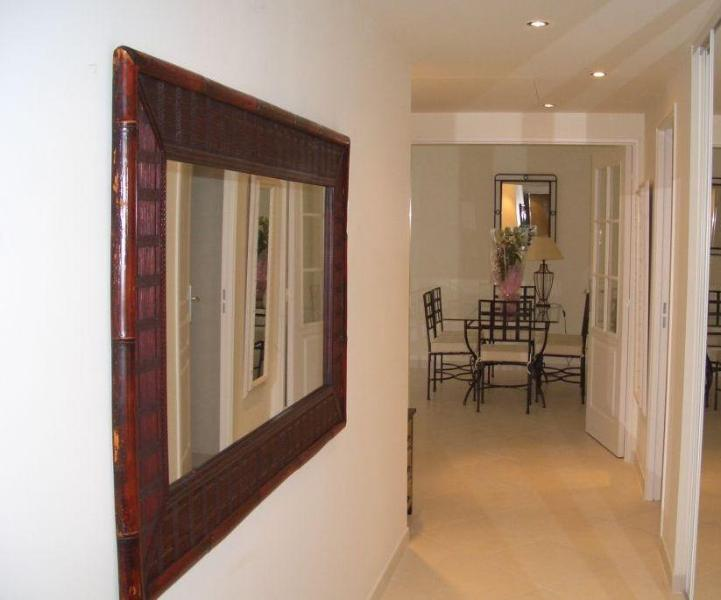 The apartment entrance hallway - Luxury 3 bedroom apartment in downtown Cannes - Cannes - rentals