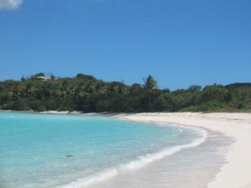 Lovely Lindquist Beach. See if form your deck - BEST Lindquist Beach views MAY 26-JN 5 NOW $125nt - Saint Thomas - rentals