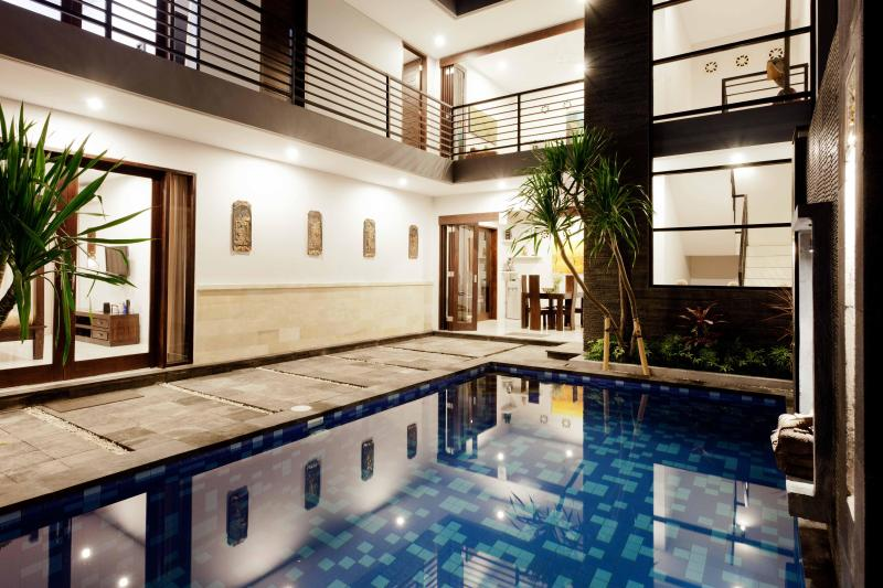 PRIVATE OUTDOOR POOL - Villa Penelopy Luxury Villa In Seminyak Bali - Seminyak - rentals