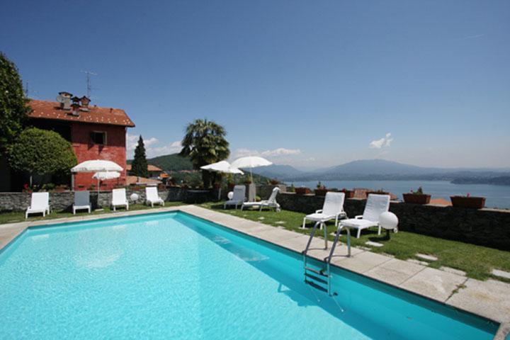 Villa Borgorosa - Lake Maggiore Stresa - Lesa - Image 1 - Collegno - rentals