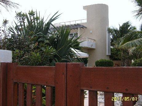 Casa From Front Gate - Unusual Private Two Bedroom Contemporary With Pool - Isla Mujeres - rentals