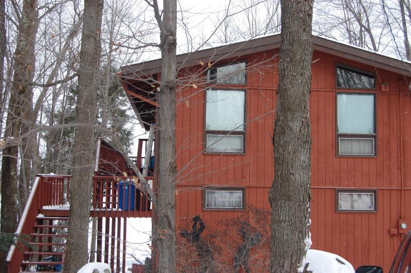 STREET VIEW - 6 Bedroom Lakefront Home - Lake Ariel - rentals