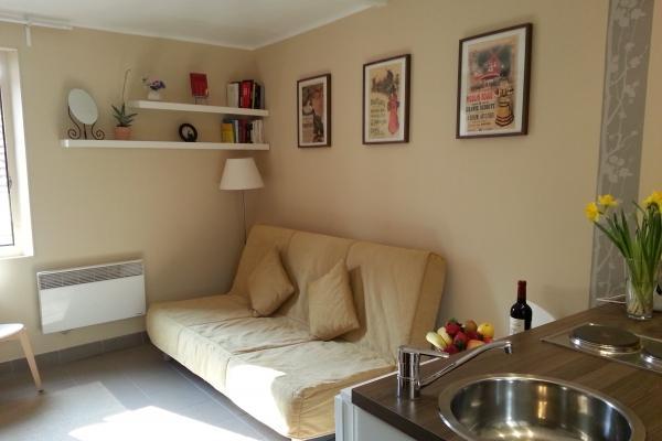 CR199PAR - Sunny romantic studio in Montmartre - Image 1 - Paris - rentals