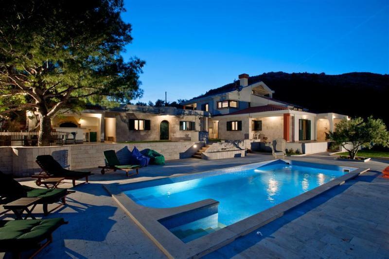 Villa Drage - little peace of heaven on earth! - Image 1 - Trogir - rentals