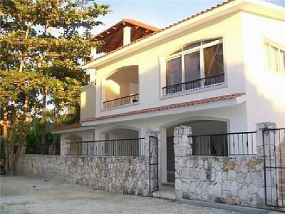 External House View - Private Villa 4 Bedrooms-6 Minute Walk to Beach - Dominican Republic - rentals