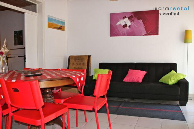 Living Room  - Black Pepper Apartment - Lisbon - rentals