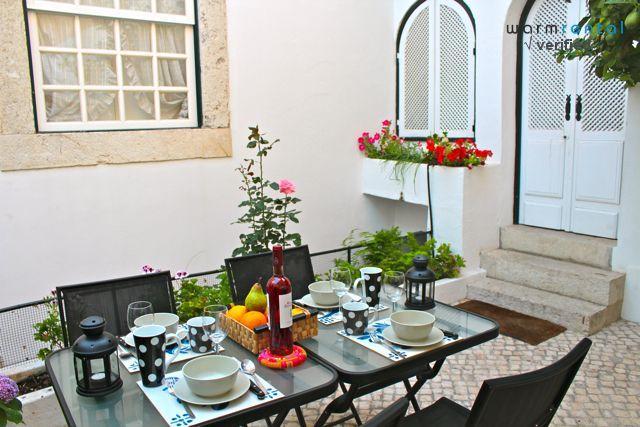 Private Terrace  - Lemon Grass Apartment - Lisbon - rentals