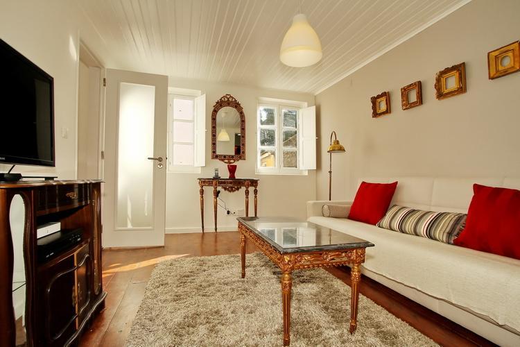 Living Room  - Sage Apartment - Lisbon - rentals