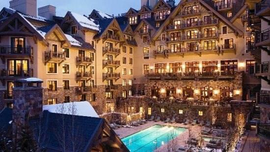 Exterior - Four Season Resort and Spa - Vail - rentals
