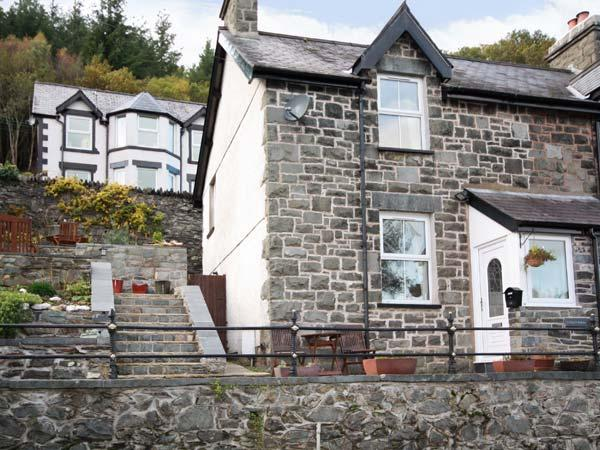 1 TAN Y FEDW semi-detached, WiFi, stone cottage with terraced garden on edge of Snowdonia in Trefriw Ref 18808 - Image 1 - Trefriw - rentals