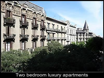 Luxury Apartment Barcelona - Flat 1A - Image 1 - Barcelona - rentals