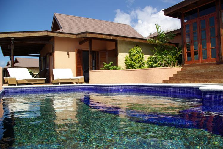 5 bed | 5 bath | luxury villa w/ pool and sea views (v) - Image 1 - Saint Vincent and the Grenadines - rentals