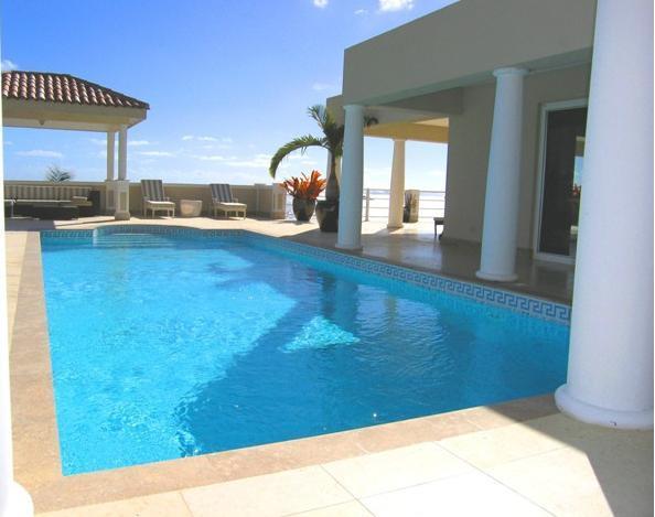 Villa Red Pond - luxury, private pool amazing view - Image 1 - Philipsburg - rentals