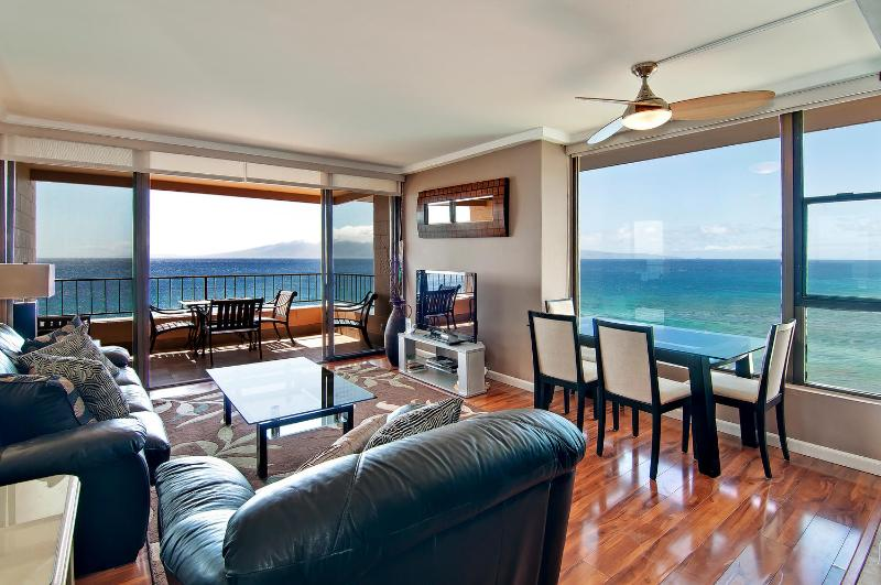Maui Kai Penthouse Corner- Best Deal in  $185 - Image 1 - Ka'anapali - rentals