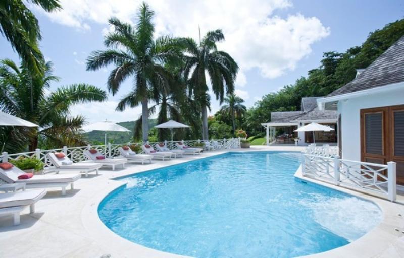 PARADISE TRYALL OVERLOOK 5 BEDROOM VILLA - Image 1 - Montego Bay - rentals