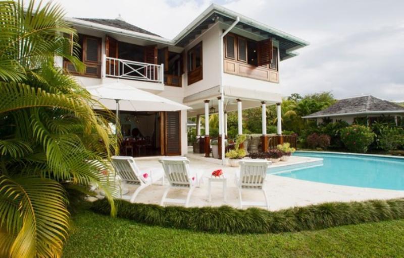 PARADISE TRYALL ROSE COTTAGE 6 BEDROOM VILLA - Image 1 - Montego Bay - rentals