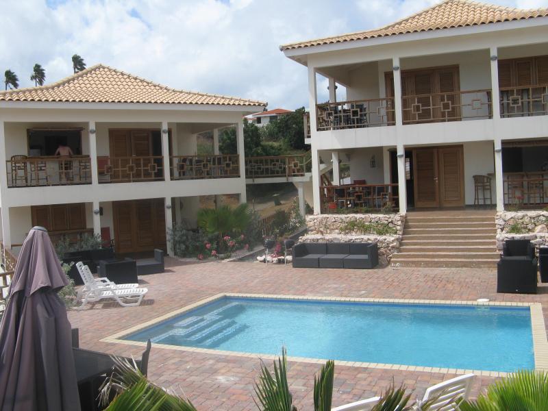 Front view - Apartemento Gosa Bunita in Sunny Curacao. - Willemstad - rentals