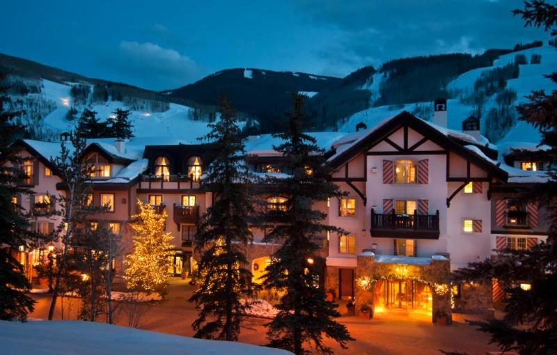 Austria Haus in Winter - Austria Haus Club Condo Rentals - Official Site - Vail - rentals
