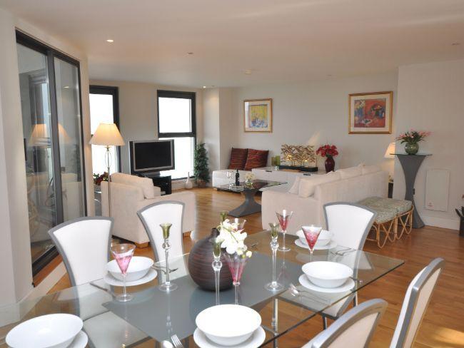 Lounge/ dining area - NASS2 - Westward Ho - rentals