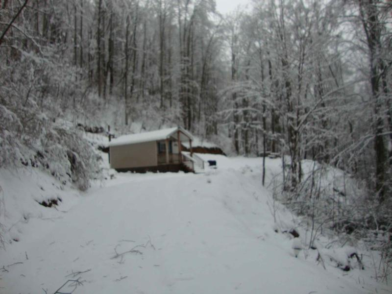 great in the winter TOO!! - Get Away Relax Unplug!!! - Sylva - rentals